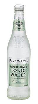 Fever-Tree Elderflower Tonic Water 500 ml (Pack of 8)