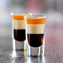30 мл 38 мл толстодонный рюмка духов чашка белого вина дегустация бокал для коктейлей водка виски стеклянная нюхая чашка бар чашка