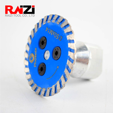 Raizi Phoenix 25/30/35/40/50 mm diamond cutting grinding engraving saw blade removable flange concrete stone carving disc