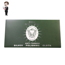 10 Sheets Of Silver Cloth 17 * 17 Buckskin Velvet Silver Cloth Rubbing Gold Cloth Effect Silver Cloth Silver Glazing Cloth