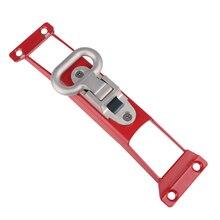 Дверная петля, стильные автомобильные аксессуары для лестницы, складные алюминиевые, легко устанавливаемые, авто, подножки, дверной шаг, крыша, безопасность для джипа