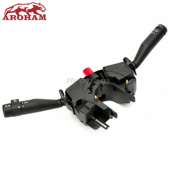 Genuine 1072957 1E0066120B XS6T11K665CA For Ford Fiesta Mk4 1.6 2000 2001 2002 Steering Column Switch Stalk With High Quality