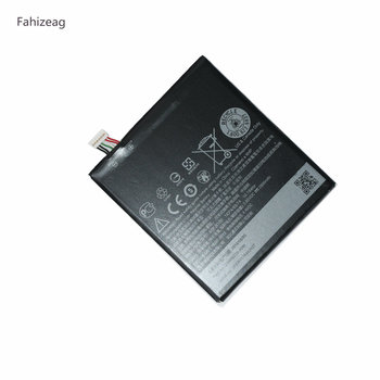 Fahizeag  10PCS 2800mAh BOPJX100 (728 version) For Desire 728 Dual SIM 728 LTE 728G Replacement B0PJX100 mobile phone batteries