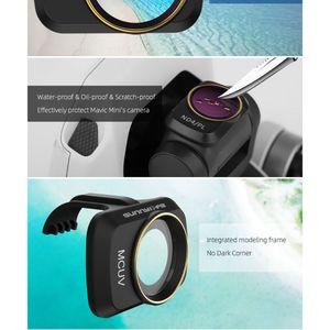 Image 3 - Filtro Obiettivo della fotocamera Filtro a Densità Neutra per DJI Mavic Mini Drone CPL ND ND/PL Drone Accessori Della Fotocamera