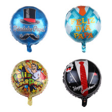 Balloons Party-Decoration Happy-Father's Baloes Helium Globos Spanish Day Feliz-Dia 18inch-Foil