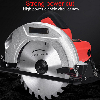 Electric Circular Saw Multifunction 220V Tools Wood Metal Marble Cutting Machine Woodworking Household Power Tool - discount item  25% OFF Power Tools
