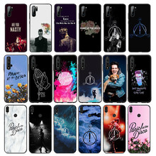 Panic At Die Disco Weiche Silikon Fall für Huawei P30 P20 P10 Lite Pro P Smart Plus 2018 2019 P30 pro P Smart Z(China)