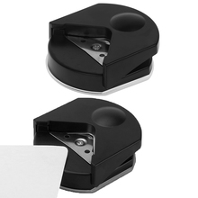 4R Premium Corner Rounder Punch 4mm Black Paper Card Photo Cutter Tool Craft Edge trimming machine Fixed angle machine