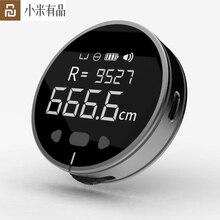 Youpin DUKA Regla Eléctrica multifuncional, medidor de distancia de medición de volumen, 8 funciones, 99M