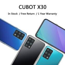 Чехол для CUBOT X30 Nfc Смартфон 4g глобальная Band мобильный телефон 128 ГБ пять задний AI Камера 6,4 дюймFullview Дисплей Android 10 сотовые телефоны