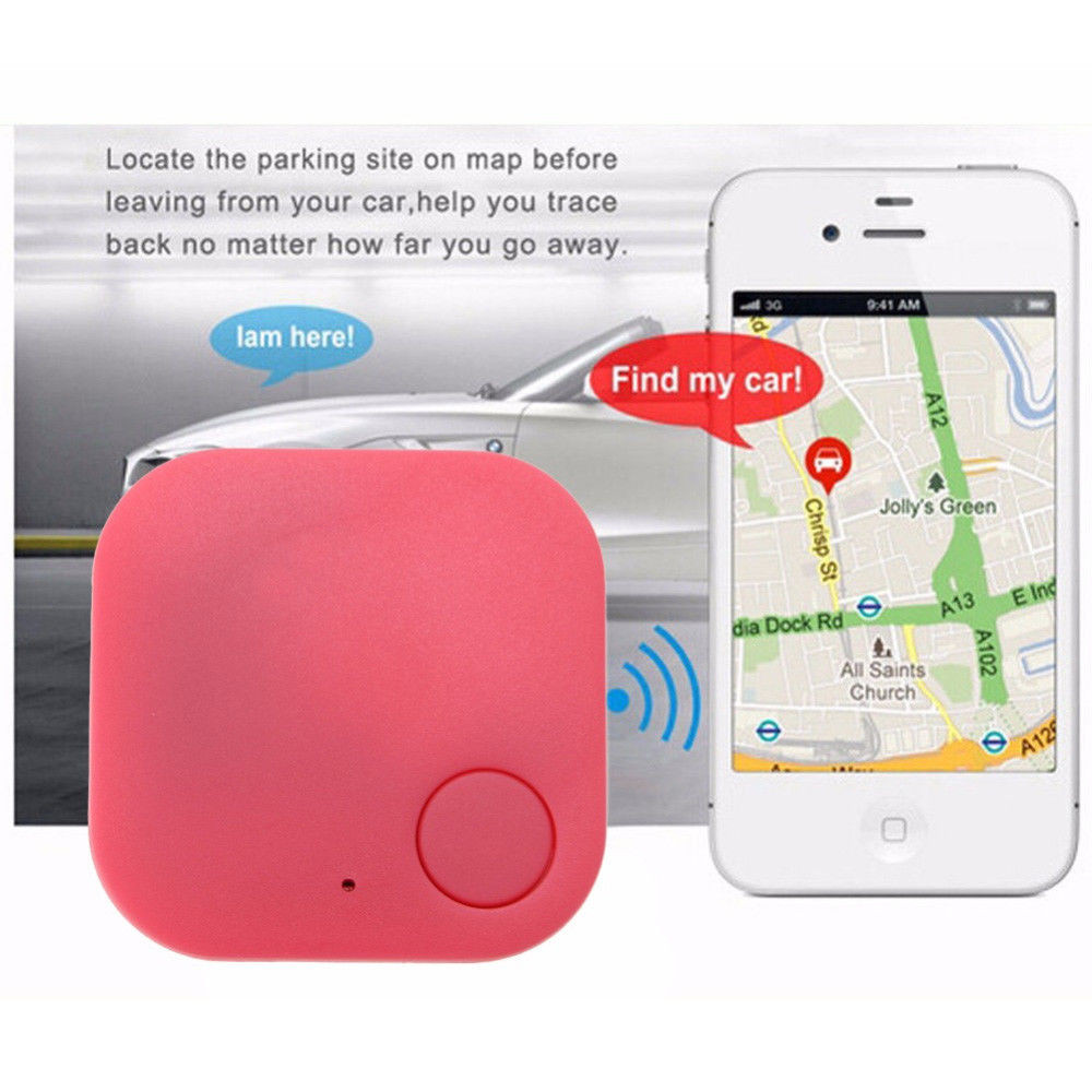Motor-Tracking-Finder Bluetooth Mini Anti-Lost Smart GPS Alarm for The Old Locator Camera