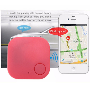 Mini Anti-Lost Smart Bluetooth remote Theft Device Alarm GPS sports Tracker Camera Locator Car Motor tracking finder for The old image