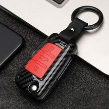 Car Key Case Cover For Audi A3 8P 8V 8L A4 B8 A1 A5 A6 A7 A8 Quattro Q3 Q5 Q7 C5 C6 TT B6 B7 B9 RS3 R8S7 4F S3 2016 2018 2015 2019 zinc alloy classic car key case cover for audi a1 a3 a4 a5 a6 a7 a8 quattro q3 q5 q7 2009 2015 auto key shell keychain