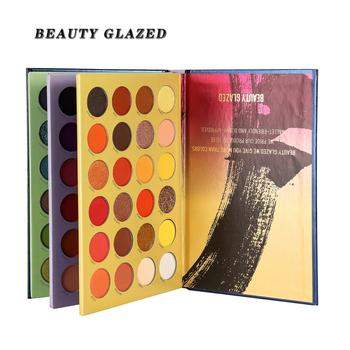 Beauty Glazed Eye Shadow Palette 60 / 72 Colors Shadow Tray Matte Shimmer Glitter Good Pigment Makeup Eyeshadow Pallette Powder 1