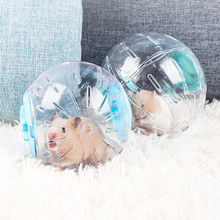 Toy Balls Hamster Jogging-Ball Grounder Gerbil Rat-Exercise Plastic Pet-Rodent Small