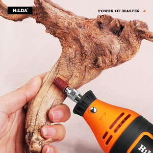 Image 5 - HILDA Electric Drill Dremel Grinder Engraving Pen Mini Drill Electric Rotary Tool Grinding Machine Dremel Accessories Power Tool