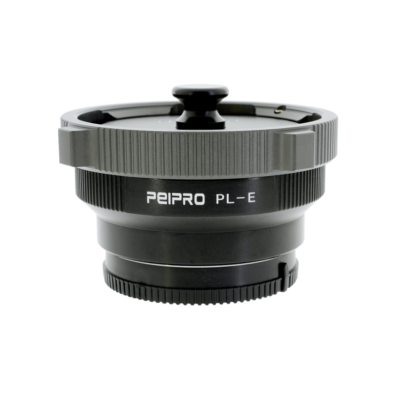 Image 4 - PEIPRO PL E Lens adapter for PL Cinema lens to SONY E Mount Camera MF adapter ring for A7R3 A7R4 A7R IVLens Adapter   -