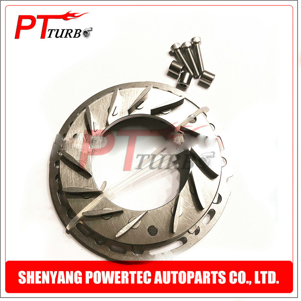 GT2556V 454191 454191-6 454191-2 Turbocharger nozzle ring VNT for BMW 530D /730D 184 HP 135 KW 3.0L E39 M57 D30 - 454191 image