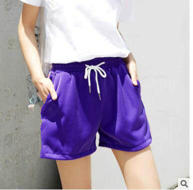 Short Students-Wear Female Casual-Style Summer New The in And BB135 Relaxed
