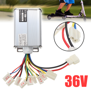 цена на 1PC 36v 1000w Electric Bike Brushed Motor Controller Engine Battery Connector for Electric Bike Scooter E-bike Accessories