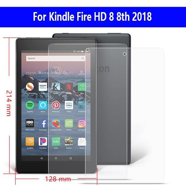 2pcs Lot Ultra Clear Screen Protectors Film Funda For Amazon