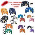 Проводной геймпад для NGC GC игра для Gamecube контроллер для Wii и Wii u Gamecube для джойстика игровой аксессуар геймпад