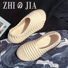 Nouvelles pantoufles en forme de noix de coco, chaussures de squelette, légères pour la marche, pantoufles de maison, pantoufles de couple, chaussures pour hommes, plage en plein air