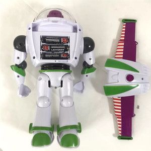 Image 4 - New Toy Story 4 Buzz Lightyear Can Walking Glowing English Songs Action Figure Model Children Collection Gifts
