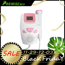 pr+mise Fetal Doppler With Ear Thermometer, Premium Professional 2.5MHZ Detector, Portable Angel Sounds Heartbeat Monitor татуировка переводная heartbeat