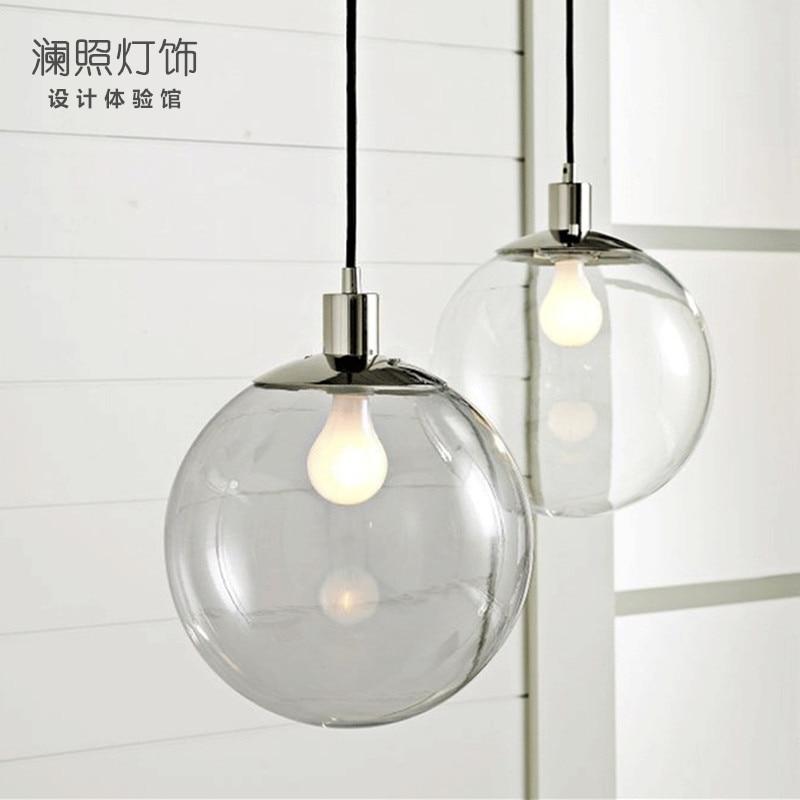 Modern  Hanging Ceiling Lamps Deco Maison Glass Bedroom  Living Room   Pendant Lights Luminaire Suspendu Lustre Pendente