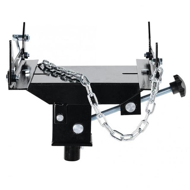 0.5 Ton samochód regulowany podnośnik podłogowy podnośnik do skrzyni biegów Adapter pojemność przekształcić podnośnik do skrzyni biegów Adapter