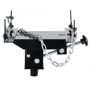 Image 1 - 0,5 Tonnen Auto Verstellbare Boden Jack Übertragung Jack Adapter Kapazität Verwandeln Übertragung Jack Adapter