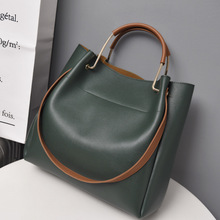 Leather Handbags Luxury Lady Hand Bags Women's Messenger