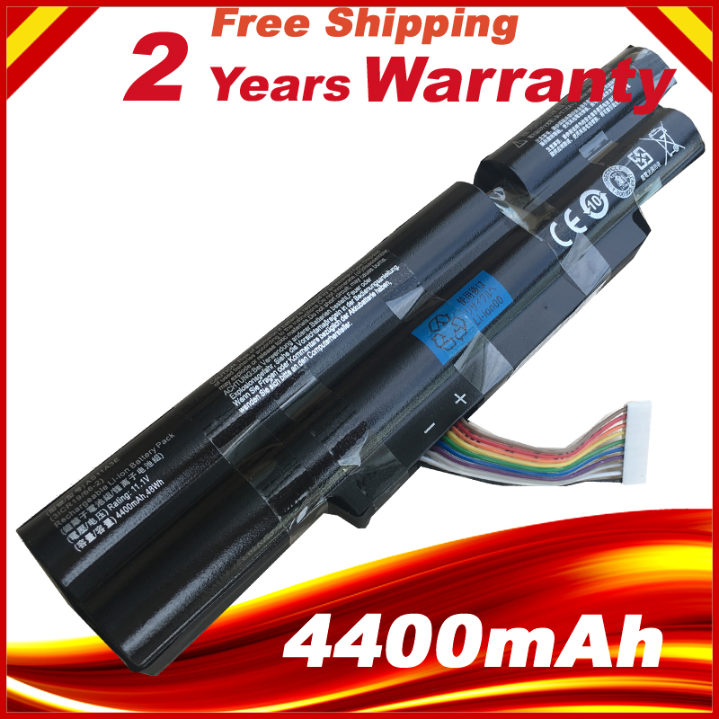 11.1V Laptop Battery For Acer 3INR18/65-2 <font><b>AS11A3E</b></font> AS11A5E Aspire TimelineX 3830T 4830T 5830T 3830TG 4830TG image