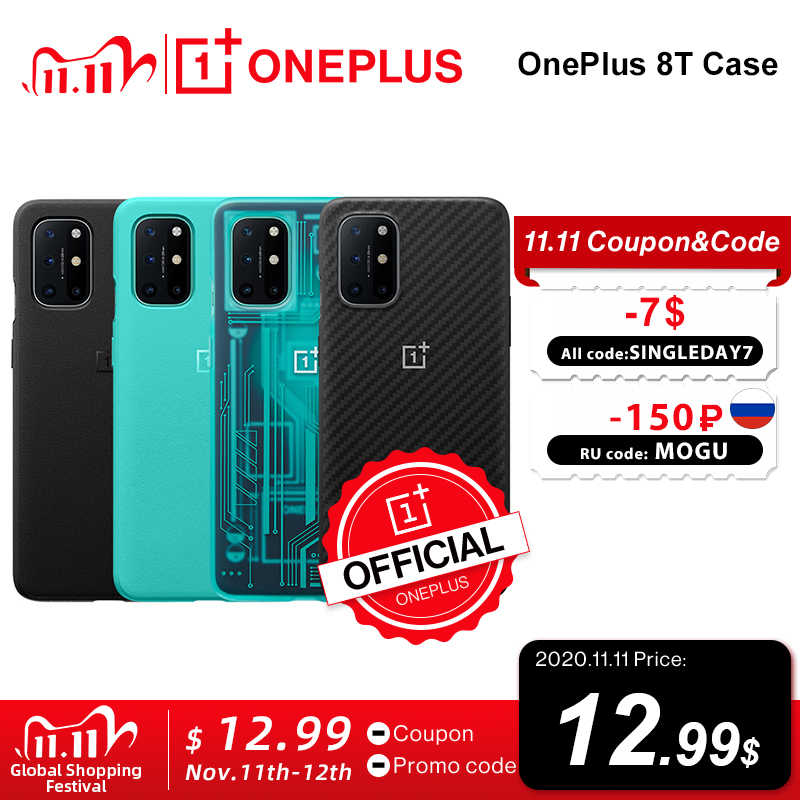 100 Original Oneplus 8 Sandstone Protective Case Silicon Back Case For Oneplus 8 Phone Case Covers Aliexpress