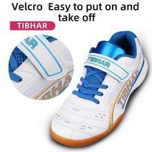 Tibhar Children Table Tennis Shoes New Arrival For Kids Boy Girls Ping Pong Sport Sneakers