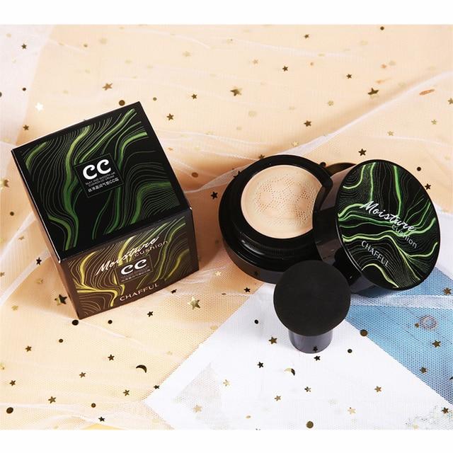 Mushroom Head Make up Air Cushion Moisturizing Foundation Air-permeable Natural Brightening Makeup Care BB Cream 4