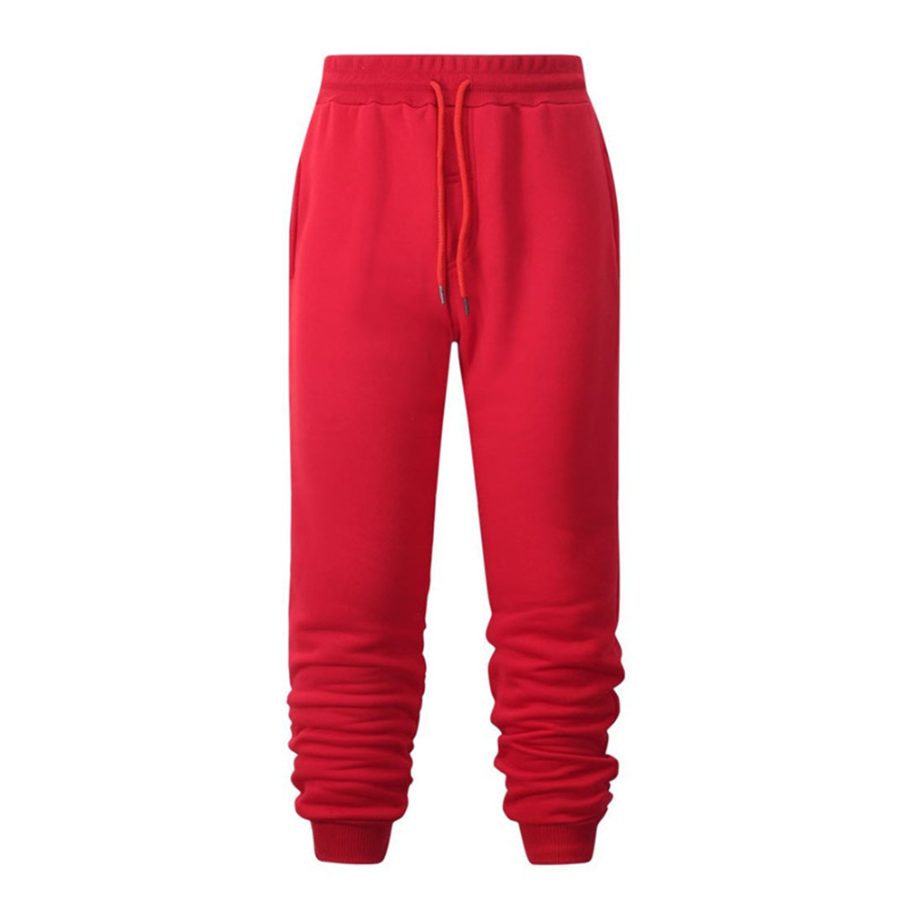 BOLUBAO Men Solid Color Harem Pants Fashion Brand Men's High Quality Casual Trousers Male Drawstring Pencil Sweatpants