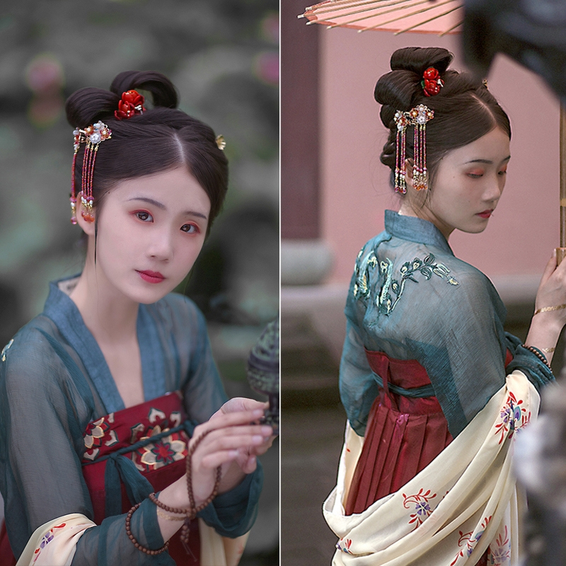 Chinese Traditional Fairy Costume Women Hanfu Clothing Oriental Folk Dance Clothing Lady Han Dynasty Princess Dress Cosplay