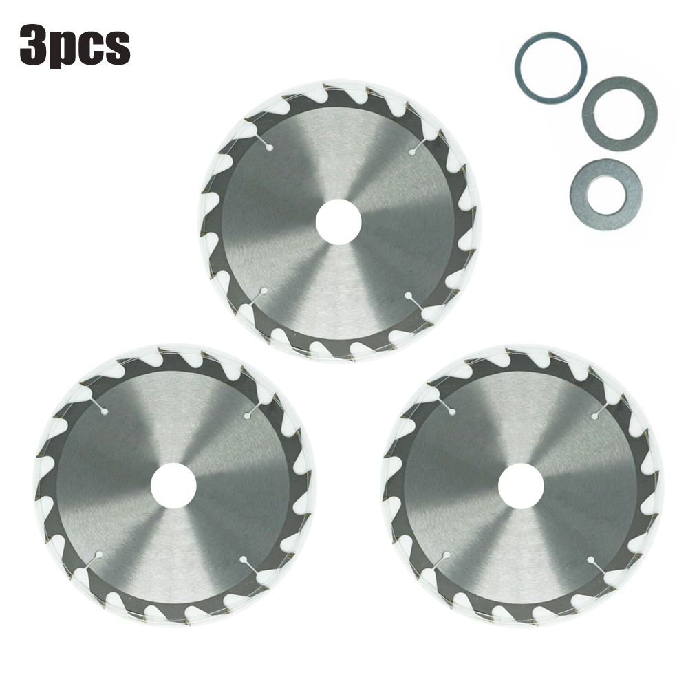Circular Saw Blade Disc Wood Cutting Teeth Fits For Angle Grinder With O Rings