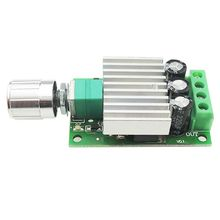 12V 24V 10A PWM DC Motor Speed Controller Adjustable Speed Regulator Switch dc12 60v 10a rotary adjustable potentiometer knob pwm motor speed controller page 2