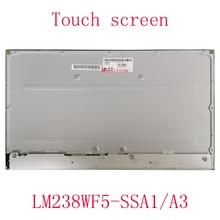 LM238WF5 SSA1 23.8 cala 1920(RGB)x1080 FHD monitor LCD Incell dotykowy zamiennik dla H.P EliteOne 1000 G1/G2 IPS panel 23.8 cala