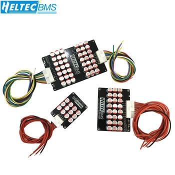 Balanceador activo de condensadores 3S 4S 5S S 6S 7S 8S 8S 14-21S 5A equilibrador de Lifepo4 Lipo de litio batería LTO energía ecualización activa 2