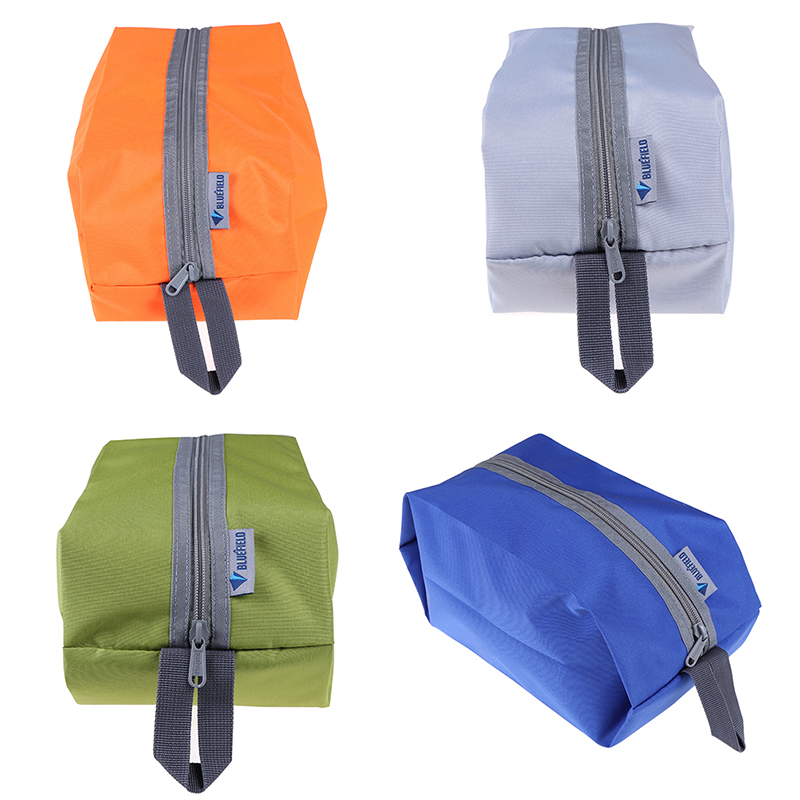 Прочный Bluefield ультралегкие походные дорожные сумки для хранения водонепроницаемый Оксфорд плавательные сумки дорожные наборы