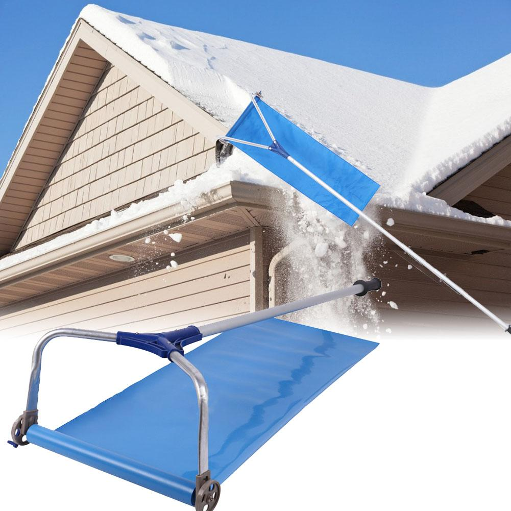 Adjustable Degrees 193 Snow Rake Rod System 30 Slip Snows Cloth Removing  640cm Rake Removal For Telescopic Proof Roof Snow Roof