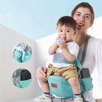 Newborn Baby Carrier 5 36M Infant Ergonomic Front Facing Sling Backpack Back H shape Kids Pouch Wrap Carrier with Bag|Backpacks & Carriers| |  -