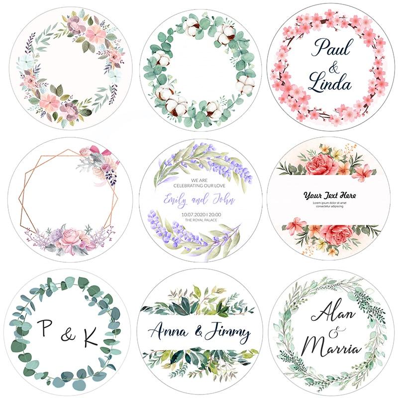 Изготовленный на заказ логотип одежда для свадьбы, дня рождения Стикеры уникальная превосходная красивая дизайнерская одежда ваша Этикетк...