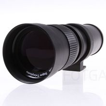 ABKT 420 800Mm F/8,3 16 Tele Zoom Objektiv Für Canon Pentax Sony Dslr Kameras