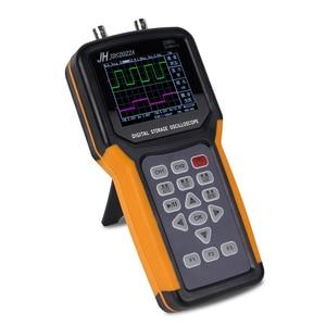 Image 4 - KUAIQU Tragbare Oszilloskop JDS2022A 20MHz Bandbreite 2 Kanal Handheld Digital Oszilloskop 200MSa/s Probe Rate