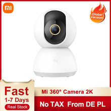 Monitor Ip-Camera Mihome CCTV Xiaomi Mijia Home-Security Video Wifi Baby 2K for 360-Angle